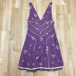EUC Marc Jacobs Butterfly Cotton Dress